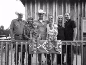 3d Valley Farm Family
