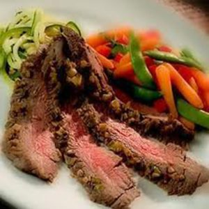 Flank Steak 3D Valley Farms