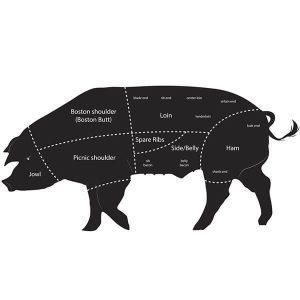3D Valley Farms Pork Cuts