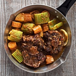 Oxtail 3d Valley Farms Grass Feed Beef
