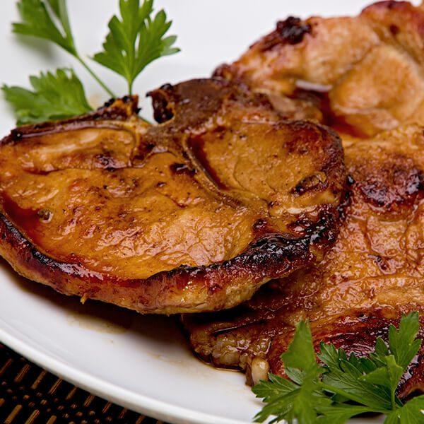 Pork Chops Bone-In