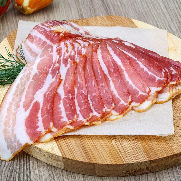 3D Valley Farm Bacon
