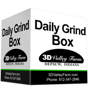 3d Valley Daily Grind Box