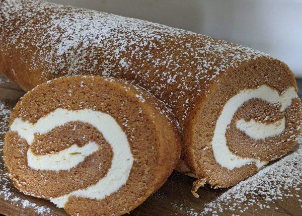 pumpkin roll from 3dValleyFarm.com