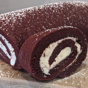 red velvet roll from 3dValleyFarm.com